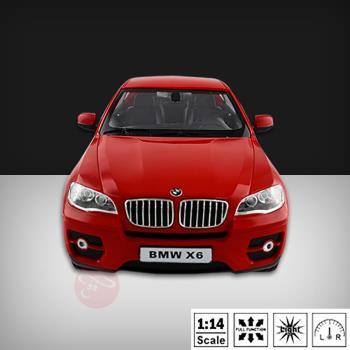 【瑪琍歐玩具】1:14 BMW X6遙控車
