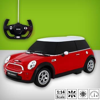 【瑪琍歐玩具】1:14 MINI-COOPER S遙控車