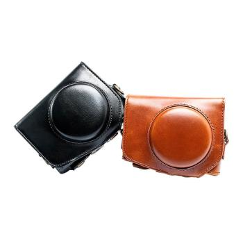 Kamera 兩件式皮質包 for Canon G7X II / G7X mark 2