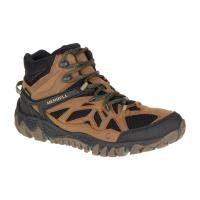 【MERRELL】 ALL OUT BLAZE VENT MID GORE-TEX® 男疾速健行鞋 ML35895