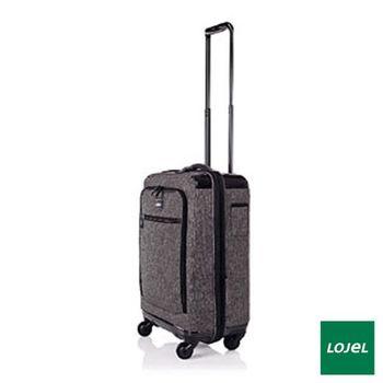 CROWN皇冠 行李箱 LOJEL 20吋 Exos III 軟硬結合進化PC 拉桿旅行箱 C-F1507