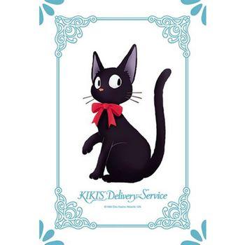 【日本ENSKY】宮崎駿進口拼圖-魔女宅急便 黑貓吉吉回首 150pcs 150-G50