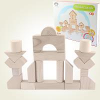 【瑪琍歐玩具】懷舊城堡積木組