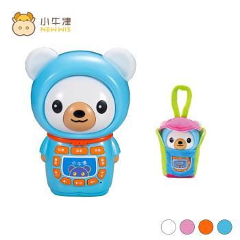 【小牛津】帽T熊故事機(含防摔衣)
