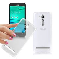 XM ASUS ZenFone Go ZB500KL 5吋 薄型清柔隱形保護套