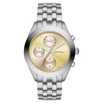 Marc by Marc Jacobs Peeker 優雅計時腕錶 香檳金 36mm MBM3370