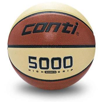CONTI 5000系列 6號高級PU合成貼皮籃球 B5000-6-TY