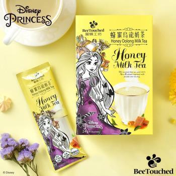 蜜蜂工坊 迪士尼公主系列-蜂蜜烏龍奶茶