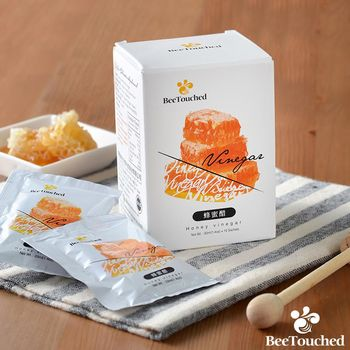 【蜜蜂工坊】蜂蜜醋隨身包10入裝