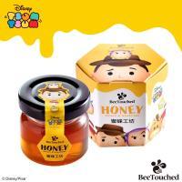 蜜蜂工坊 迪士尼tsum tsum系列手作蜂蜜 胡迪款