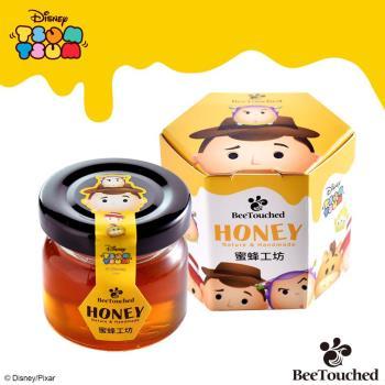 蜜蜂工坊 迪士尼tsum tsum系列手作蜂蜜(胡迪款)