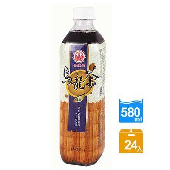 崇德發 烏龍茶(580mlx24入)
