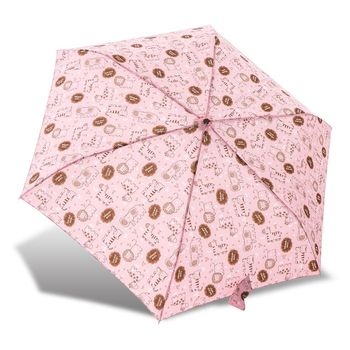 RAINSTORY雨傘-動物樂園(粉)抗UV輕細口紅傘