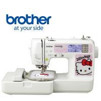 日本brother Hello Kitty電腦刺繡縫紉機NV-980K