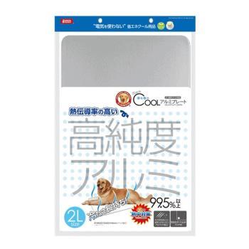 【MARUKAN】日本 高存度鋁製涼墊 貓狗用-2L (DP-808)