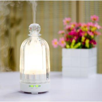 【TickTock】星鑽魔幻光影水氧機 透光玻璃