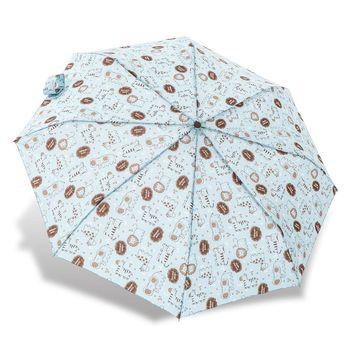 RAINSTORY雨傘-動物樂園(藍)抗UV個人自動傘