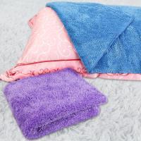 Yenzch 微絲開纖枕巾(二色可選 2入) RM-11005