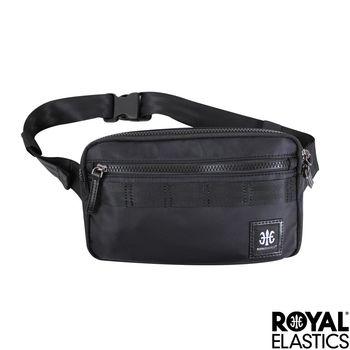 Royal Elastics - Knight闇黑騎士系列 - 運動小型腰/胸包 - 黑色