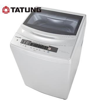 【TATUNG 大同】 10KG變頻洗衣機-淺銀 TAW-A100DA 送基本安裝(限地區)