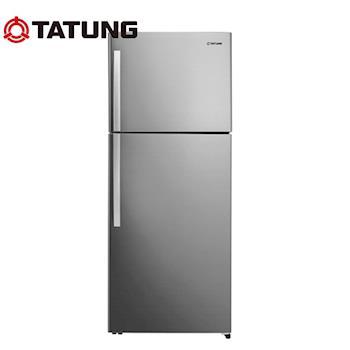 【TATUNG 大同】 530L雙門變頻冰箱 TR-B630VD-RS 送基本安裝(限地區)