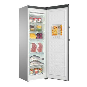 Haier海爾 5尺5 直立單門無霜冷凍櫃 (HUF-260)