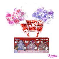 《哈街》凱蒂貓KITTY繽紛DIY彩珠套裝組 HKC228