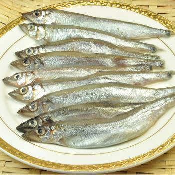 漁季 黃金爆卵柳葉魚嘗鮮組