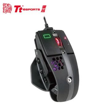 曜越電競滑鼠 Level 10M 進階版 MO-LMA-WDLOBK-01