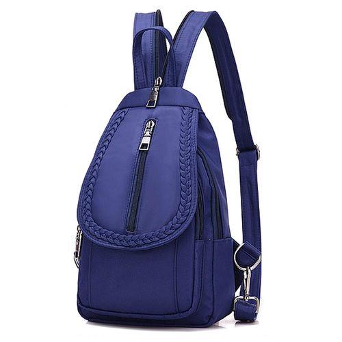 Acorn橡果-牛津布運動休閒旅遊防水背包6511(藍色)