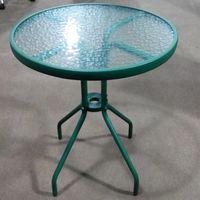 BROTHER 兄弟牌60cm庭院圓桌(綠色)