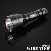 【WIDE VIEW】新一代L2大光圈遠射防水手電筒(TL-C8)