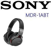 SONY MDR-1ABT NFC 通話 高解析 Hi-Res單體 耳罩式藍芽耳機 日本直進保固一年永續保修 2色