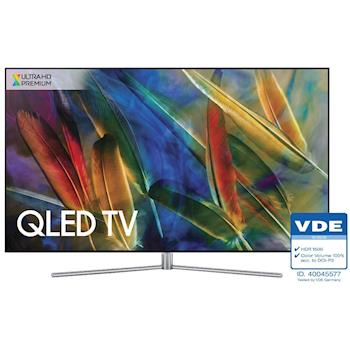 SAMSUNG三星55吋 Q7F系列QLED電視QA55Q7F/QA55Q7FAMWXZW/QA55Q7FAMW送NA45神級吹風機★