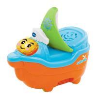 【Vtech】2合1嘟嘟戲水洗澡玩具系列-微笑帆船