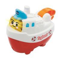 【Vtech】2合1嘟嘟戲水洗澡玩具系列-神氣拖船