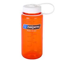 Nalgene 寬嘴水壼(500cc)  橘色