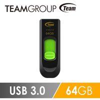 Team 十銓科技 C145 USB3.0 高速跑車碟 64GB