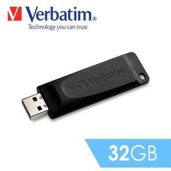 Verbatim 威寶 Slider 輕薄質感伸縮碟 32GB