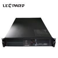 LEOPARD 工業機箱 LE-E2068 2U 黑色