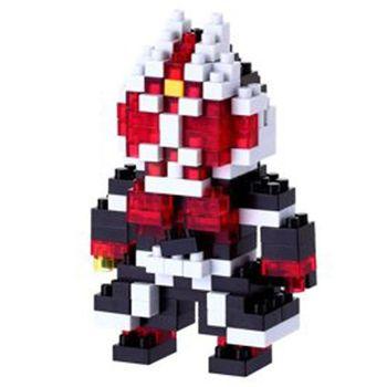 【Nanoblock 迷你積木】Wizard火焰型態 NBTN-010