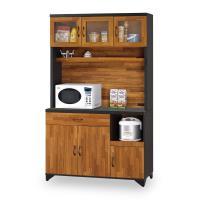 【時尚屋】[NM7]海灣4尺餐櫃NM7-206-2免組裝/免運費/餐櫃