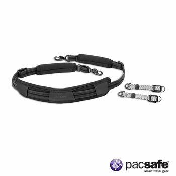 Pacsafe CARRYSAFE 100 GII 防盜相機背帶(黑色)