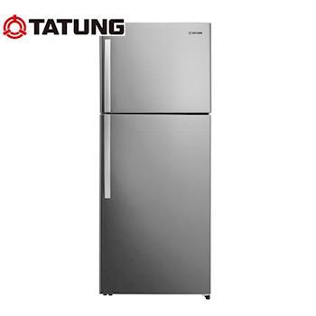 TATUNG大同480L雙門變頻冰箱TR-B580VD-RS~107/8/31前購買享原廠好禮送