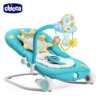 chicco-Balloon安撫搖椅造型版-亮麗藍