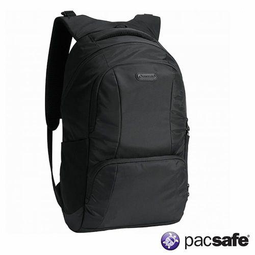 Pacsafe METROSAFE 22L 商務城市防盜背包(黑色)
