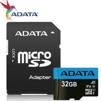 ADATA 威剛 32GB 100MB/s U1 microSDHC UHS-I V10 A1 記憶卡