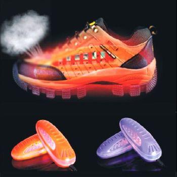 紫外線除菌除臭烘鞋器(二入方案)