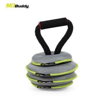 MDBuddy 可調式沙袋壺鈴-重訓 10KG 健身 隨機