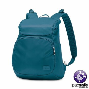 Pacsafe CITYSAFE CS300 休閒後背包(15L)(藍綠)(4780)